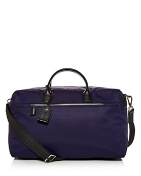 Longchamp - Baxi Toile Duffel Bag