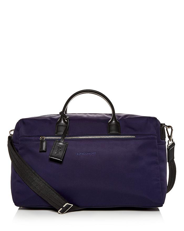 Longchamp - Baxi Toile Duffel Bag