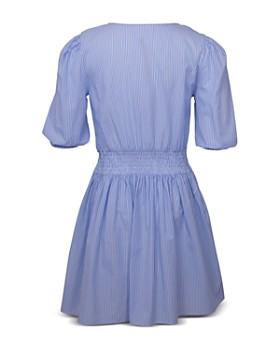 BCBGirls - Girls' Embroidered & Striped Dress - Big Kid