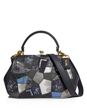 COACH - Coach 1941 Signature Patchwork Frame Shoulder Bag - 100% Exclusive
