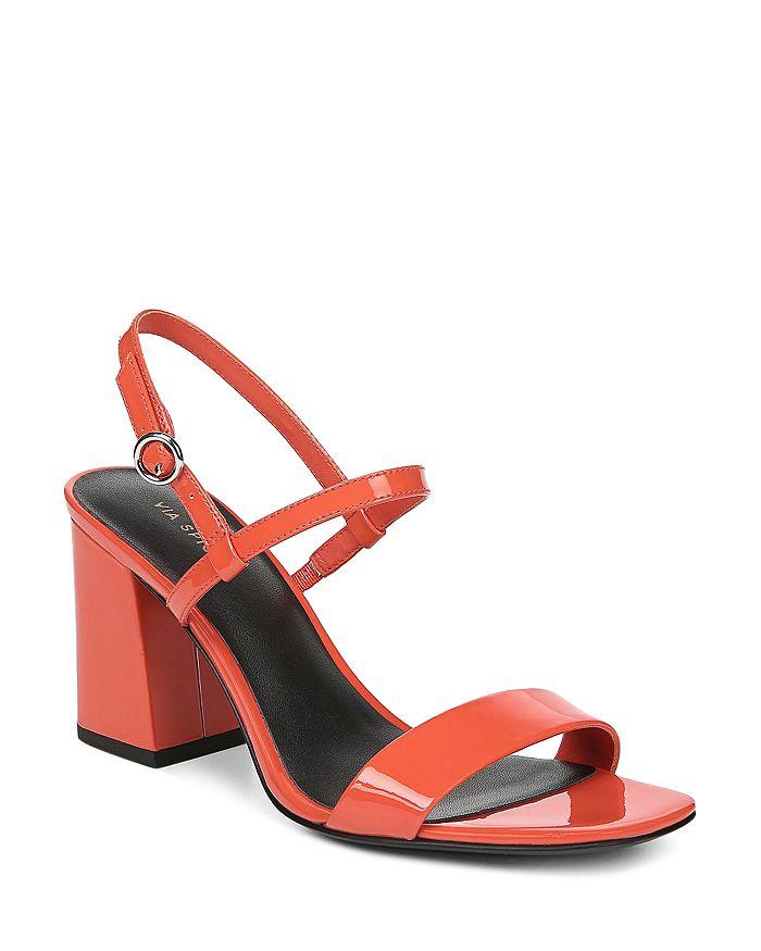 Via Spiga - Women's Eden Block Heel Sandals