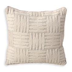 """Sparrow & Wren - Down Pillow in Focus, 20"""" x 20"""""""