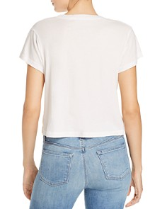 WILDFOX - Lover Cropped Tee