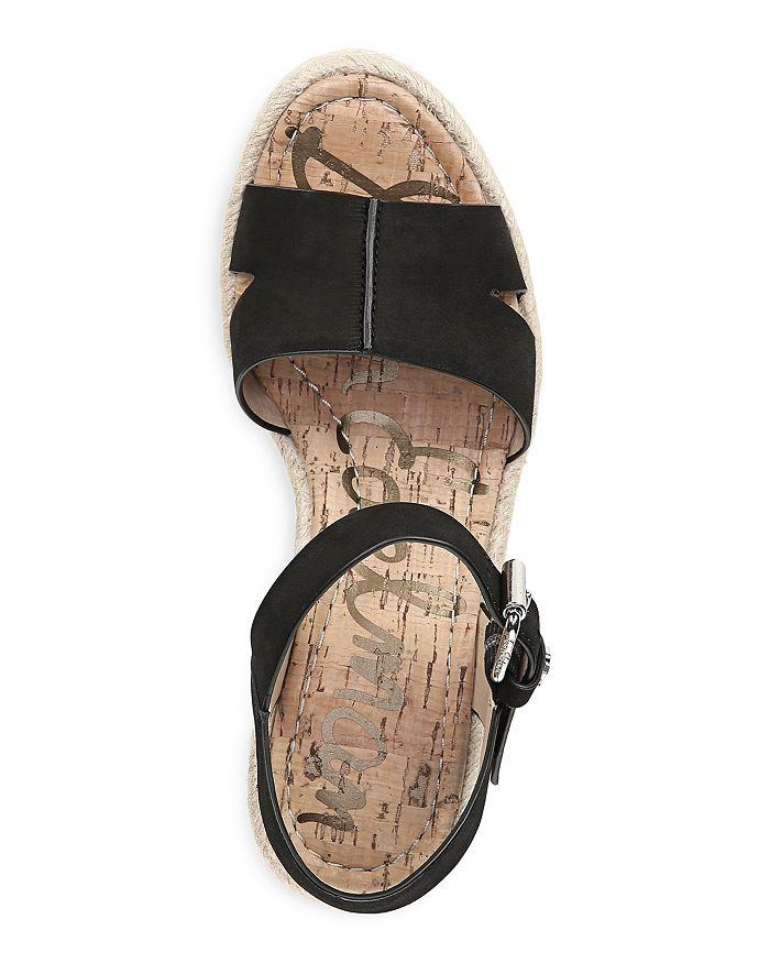 ee0f033628f Sam Edelman - Women s Maura Espadrille Wedge Sandals