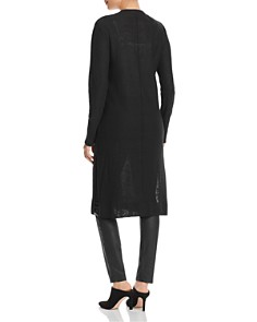 DKNY - Open-Front Duster Cardigan