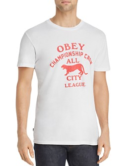 OBEY - All City Panther Graphic Tee