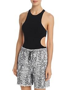 alexanderwang.t - Cutout Bodysuit