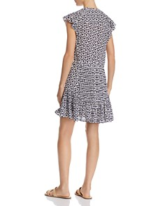 Rebecca Minkoff - Cassandra Printed Pleated Dress