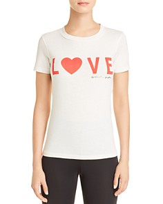 Spiritual Gangster - Tally Love Shrunken Tee