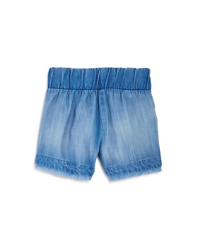 Bella Dahl - Girls' Fray Hem Short - Little Kid, Big Kid