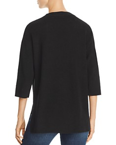 Eileen Fisher - Tunic Sweater