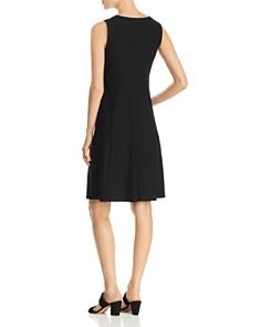 Eileen Fisher - Sleeveless V-Neck Dress
