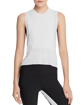 Alo Yoga - Cool Elements Layered Tank
