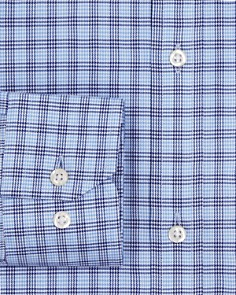 The Men's Store at Bloomingdale's - Houndstooth Regular Fit Dress Shirt