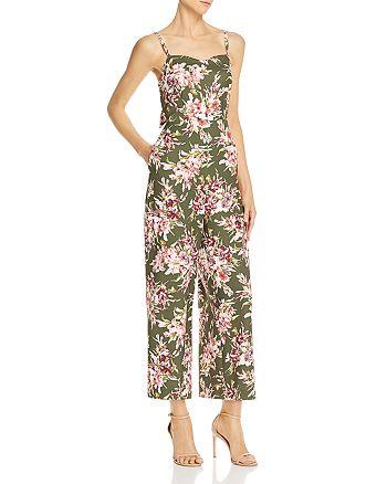 FRENCH CONNECTION - Cactus Floral-Print Jumpsuit