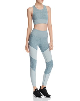 fcc87a1796ad Alo Yoga - Alo Yoga Serenity Alosoft Sports Bra   Sheila Alosoft Leggings
