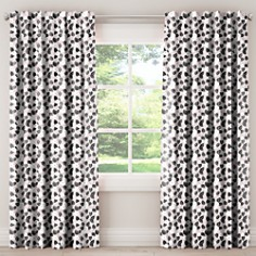 Sparrow & Wren - Dorset Floral Rod Pocket Curtains