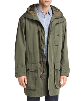 26d8cd40bb Tommy Hilfiger - Icon Hooded Long Parka ...