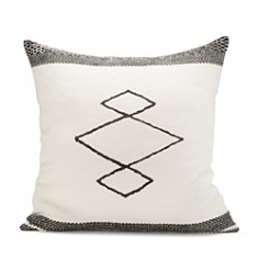 "Sugar Feather - Kaz Pillow, 22 x 22"""