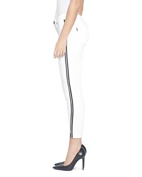 65914ee4425 ... Parker Smith - Side-Stripe Skinny Jeans in Eternal White