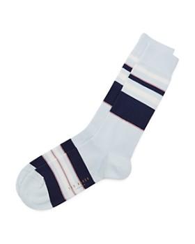 dbf32c3187f Ted Baker - Foxgluv Striped Socks ...