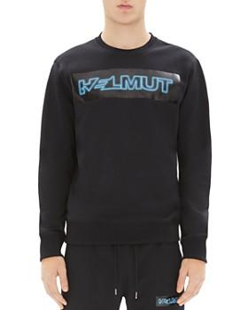 Helmut Lang - Pigeon Logo Graphic Sweatshirt