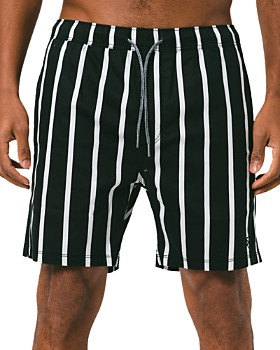 Zanerobe - Laguna Striped Swim Shorts