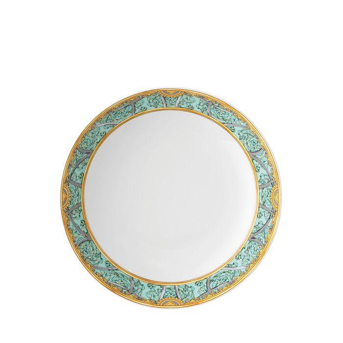 Versace - La Scala del Palazzo Verde Rim Soup Plate