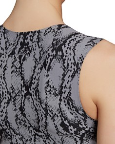 adidas by Stella McCartney - Alphaskin Snake Print Tank