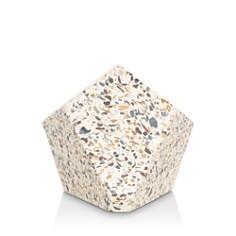 Mitchell Gold Bob Williams - Polyhedron Terrazzo Object
