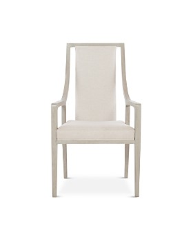 Bloomingdale's - Axiom Arm Chair