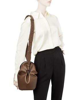 Max Mara - Cecile Leather Shoulder Bag