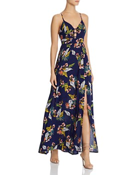 a8bb74d6ccefc AQUA - Tropical Print Maxi Dress - 100% Exclusive ...