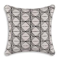 """Sparrow & Wren - Block Print Down Pillow, 20"""" x 20"""""""