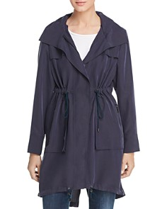 Elie Tahari - Daria Hooded Coat