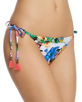 Nanette Lepore - Technicolor Tropical Vamp Bikini Bottom