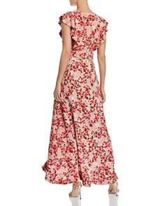 WAYF - Sara Maxi Wrap Dress