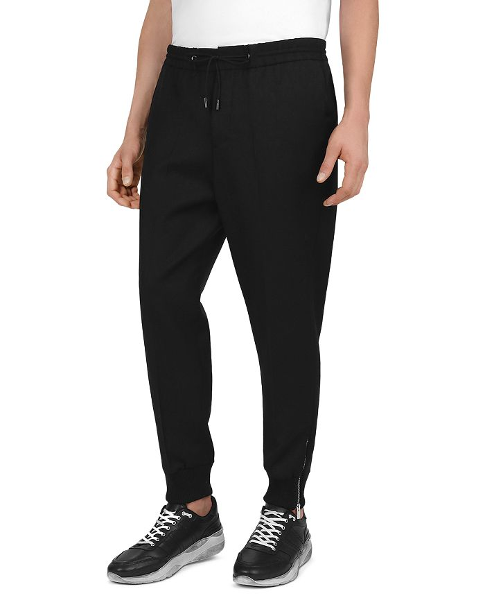 The Kooples - Drawstring Slim Fit Trousers