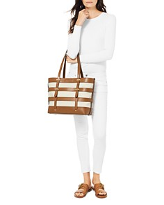 MICHAEL Michael Kors - Marie Large Cage Tote
