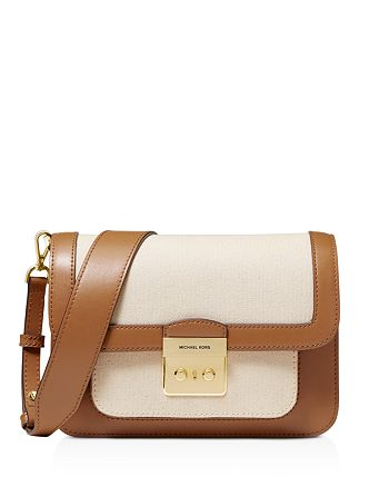 MICHAEL Michael Kors - Sloan Editor Large Canvas Shoulder Bag