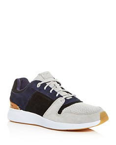 TOMS - Men's Arroyo Color-Block Suede Low-Top Sneakers