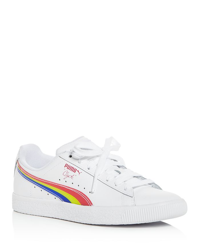nouveaux styles 2c9aa 8edce Women's Clyde 90s Low-Top Sneakers