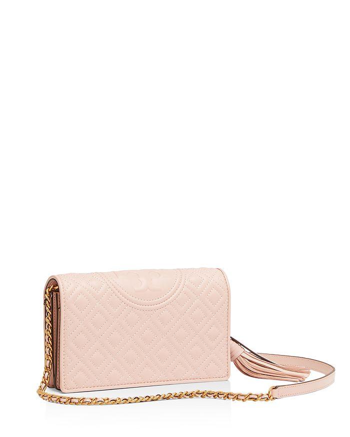 Tory Burch - Fleming Leather Wallet Crossbody