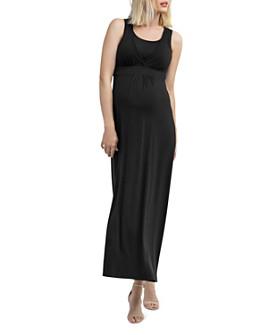 Nom Maternity - Hollis During & After Maxi Dress
