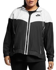 Nike Plus -  Color-Block Windrunner Jacket