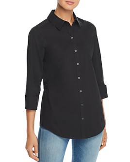 Foxcroft - Marianne Non-Iron Side-Tab Shirt