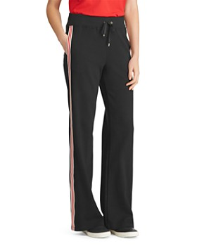 Ralph Lauren - Side-Stripe Drawstring Sweatpants