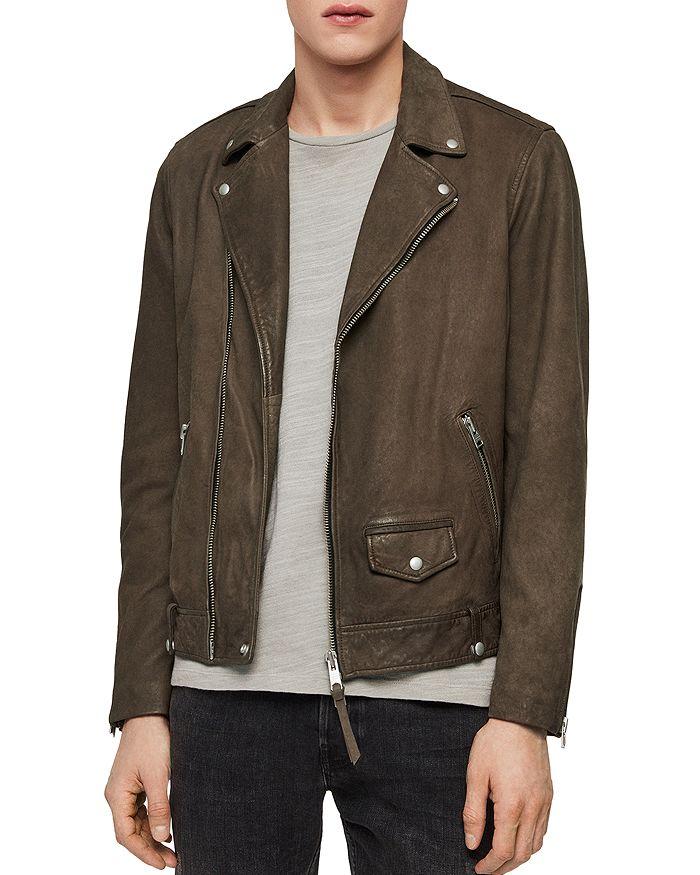 333710c6989 ALLSAINTS - Milo Biker Jacket