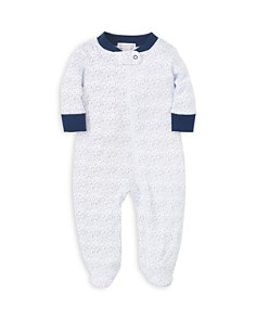 Kissy Kissy - Boys' Speckled Footie - Baby