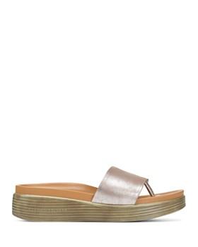 Donald Pliner - Women's Fifi Low Wedge Sandals